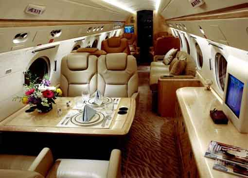 VIP Charter Options in India