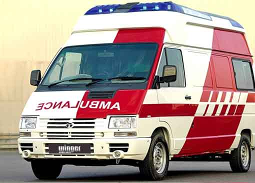 Road Ambulance Service in India