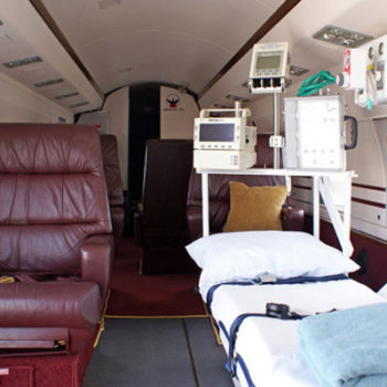 Air Ambulance Services In Agra